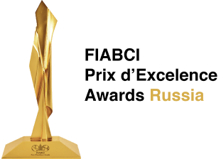 FIABCI Prix d`Excelence Awards Russia